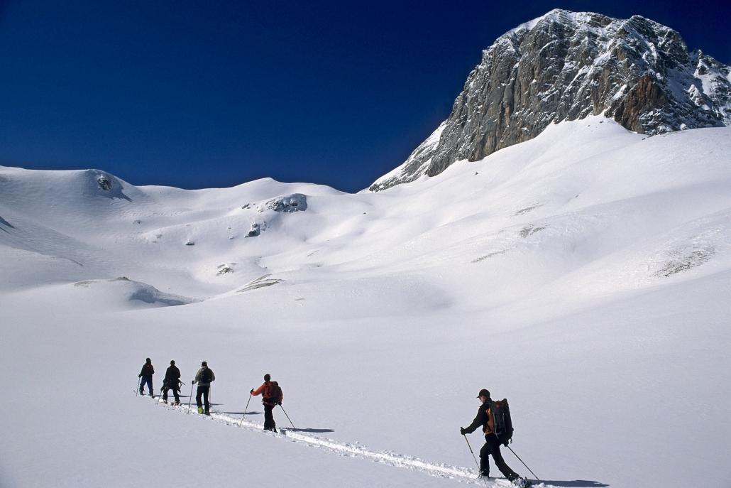 Skitouren Abenteuer inmitten unberührter Natur-Ramsau am Dachstein