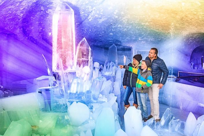 Dachstein Eispalast - Ausflugsziel, Pension Alpina